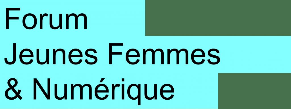 Logo Forum Jeunes Femmes & Numérique