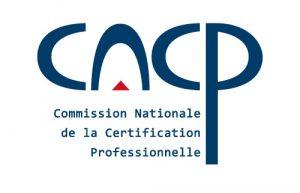 Formations diplômantes inscrites au RNCP* IFOCOP
