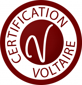 La certification Voltaire IFOCOP