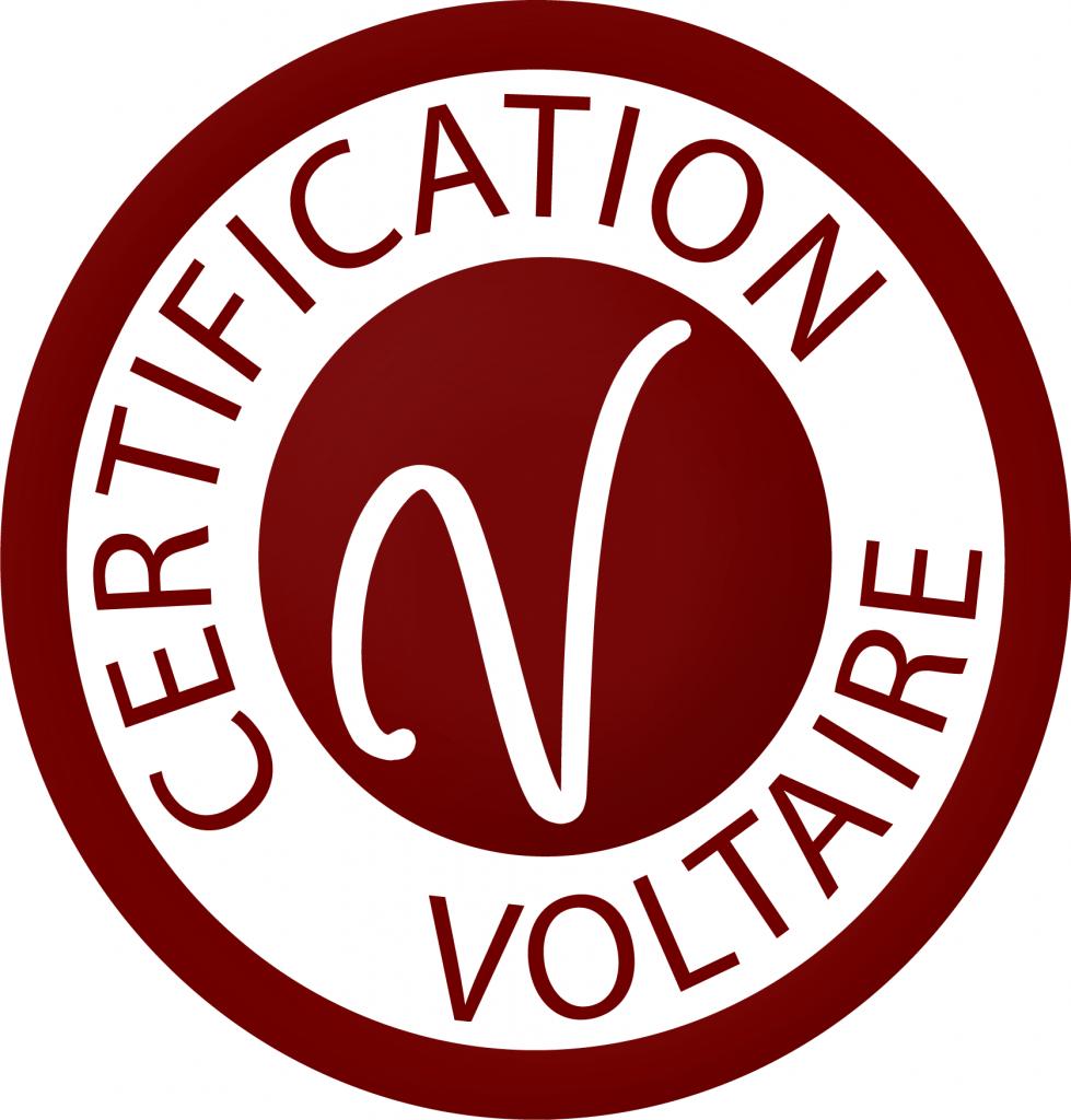 Diplômes reconnus - Voltaire