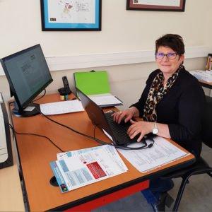 Christine LEDANOIS, chargée de recrutement