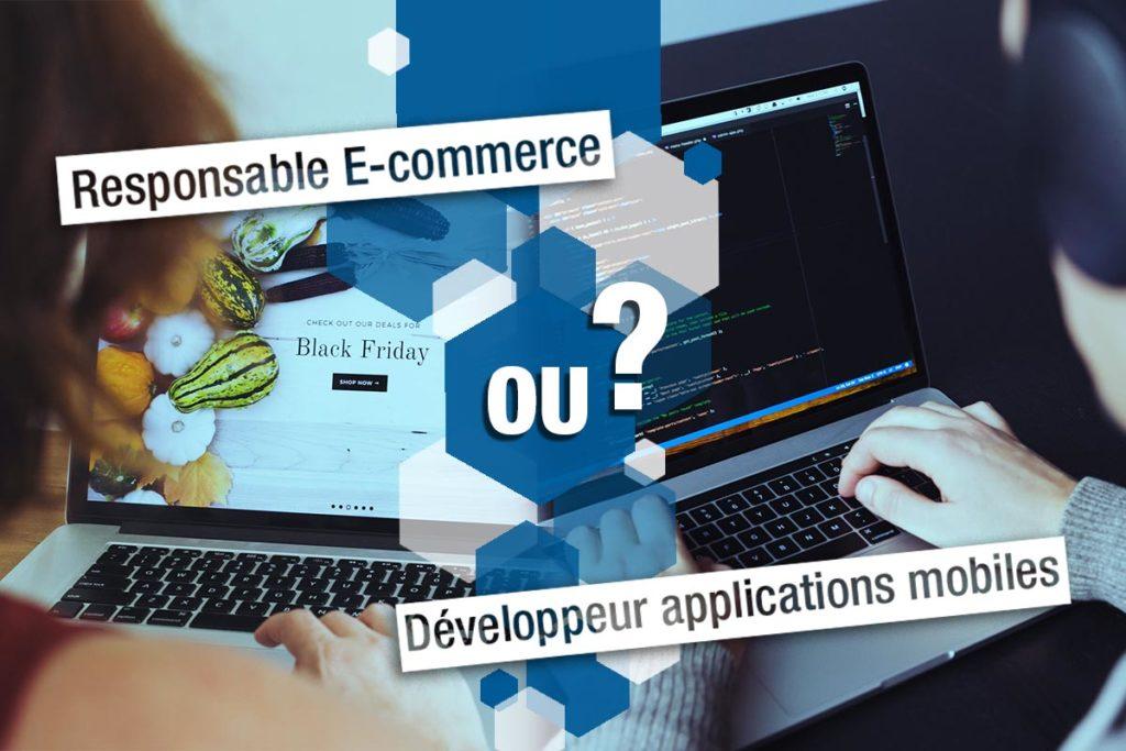 Prochaines rentrées centre IFOCOP Paris 11 : Responsable e-commerce et développeur applications mobiles et web