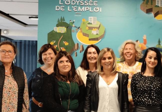 Equipe pédagogique ifocop Villeneuve d'Ascq